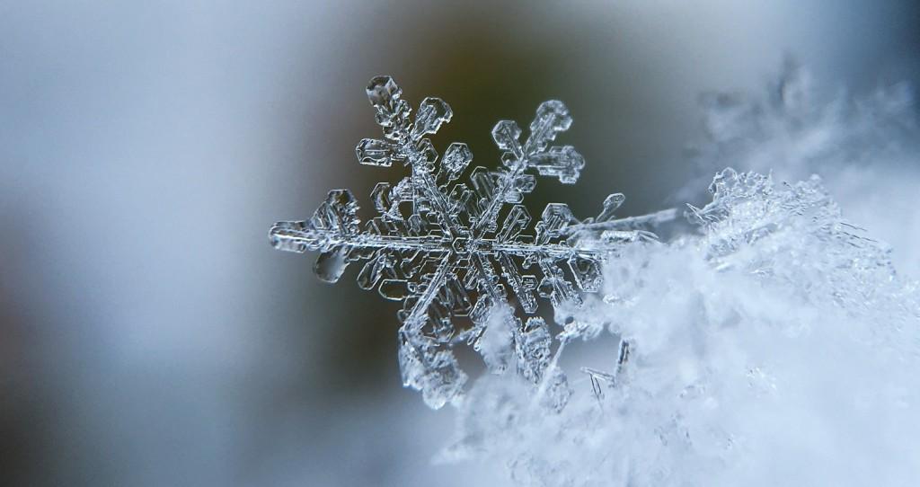 sneh a mraz